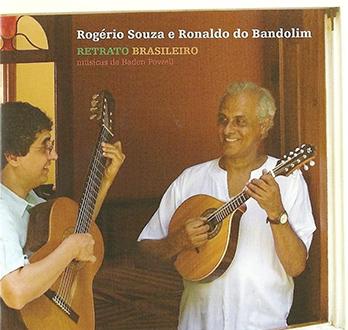 Retrato Brasileiro - Rogério Souza - Ronaldo do Bandolim