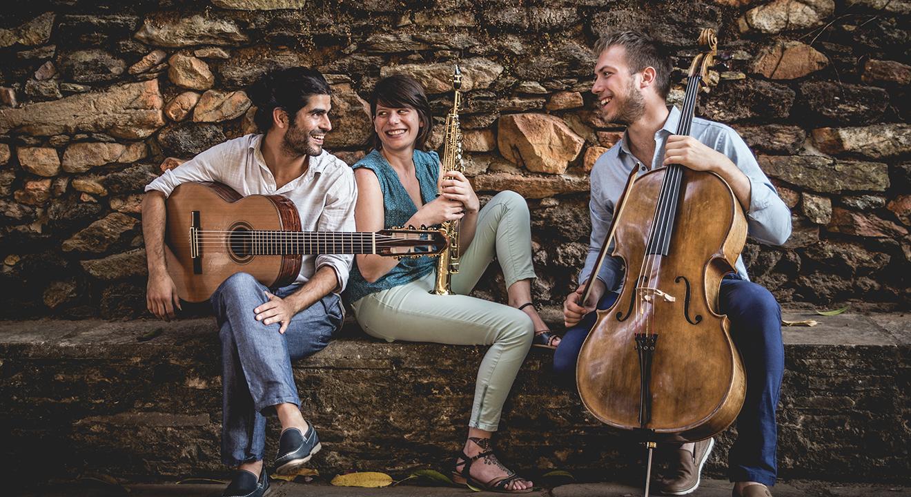 Trio in Uno - Foto: Rafaella Pessoa
